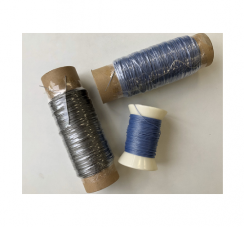 ss twisted filament for web